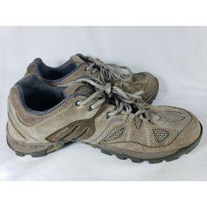 Arpenaz Flex Man Mens Quechua Hiking Shoes Brown